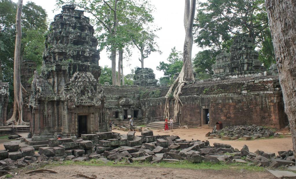 Visita a Angkor Wat a fondo en 4 días