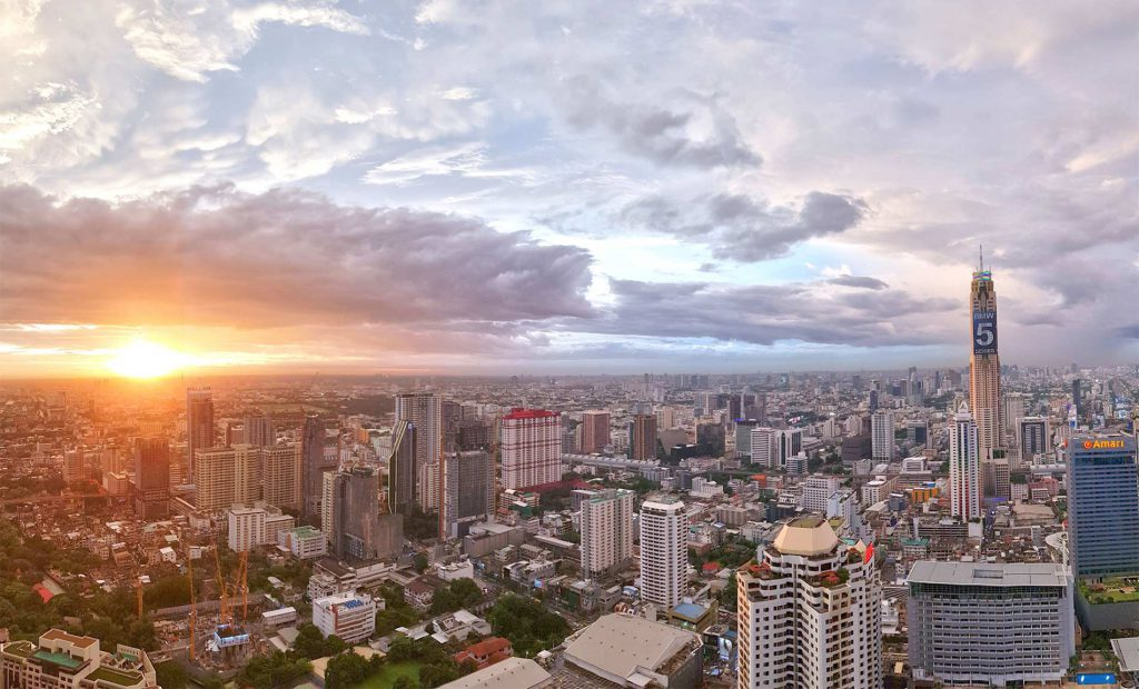 Bangkok en 2 días desde el puerto de Laem Chabang